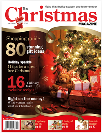 Read a preview of the Christmas Magazine